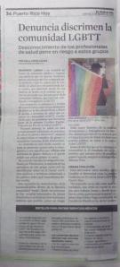 Press on LGBTT Health Summit